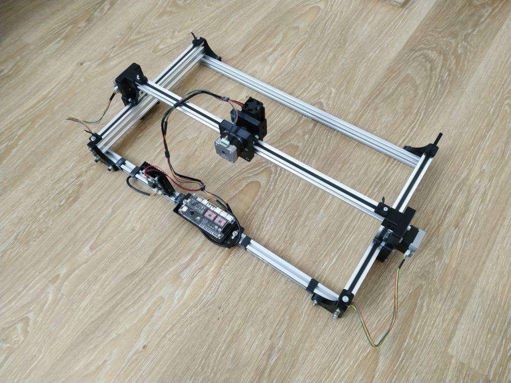 Graveuse Laser DIY