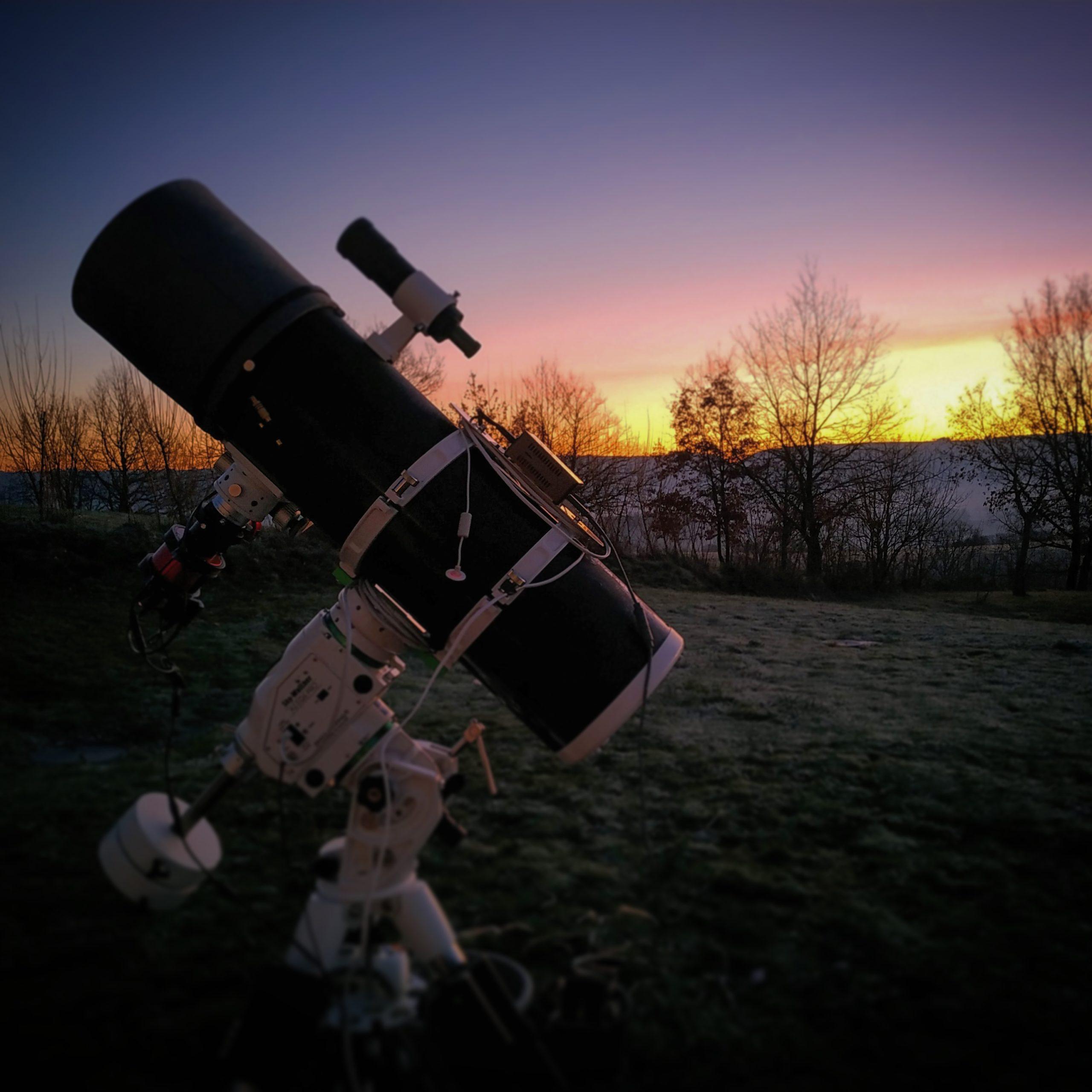 Quattro200P Skywatcher Sunrise
