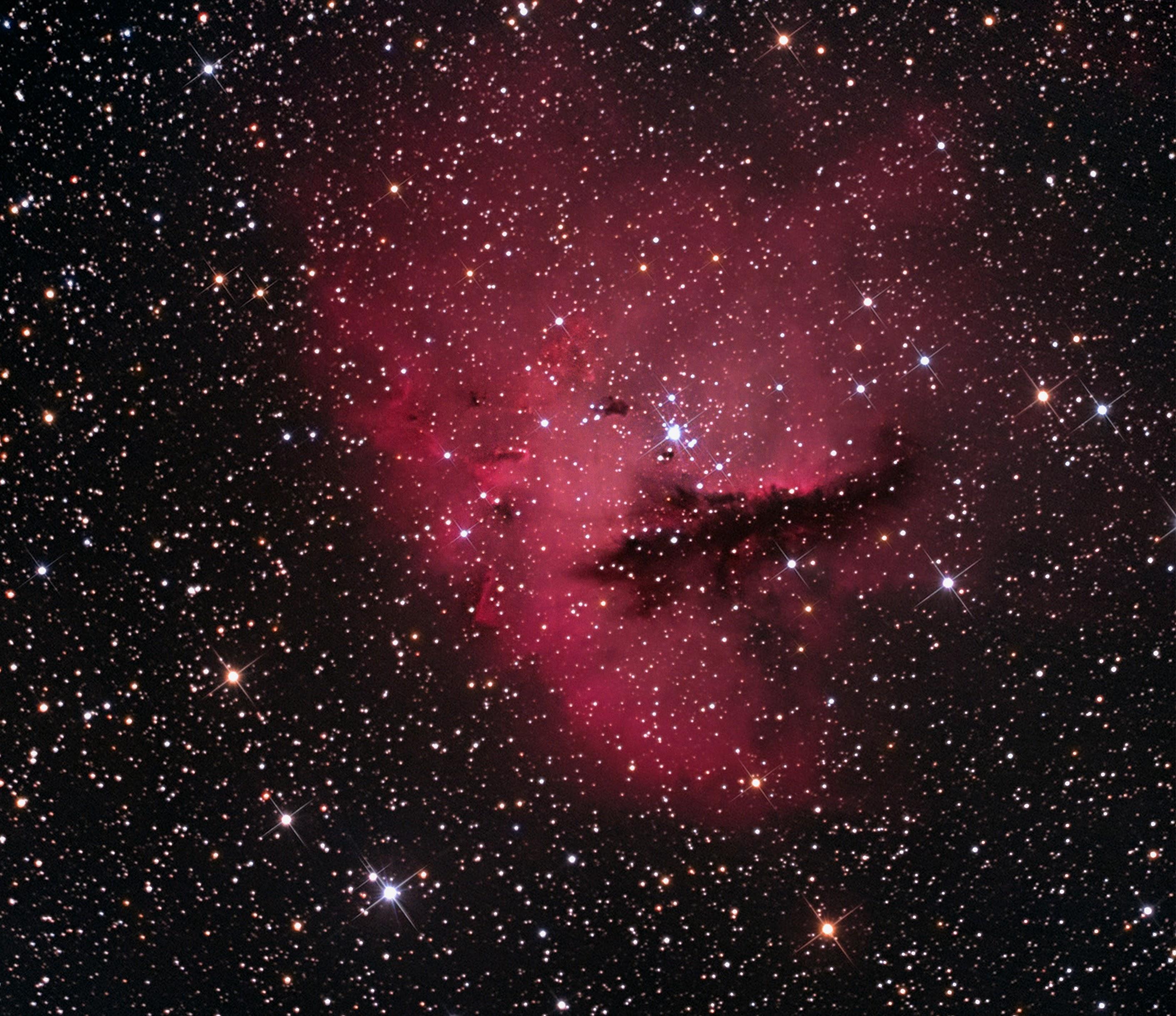planetediy.fr_PacMan_Astronomie_Astrophotographie_Canon_Ngc281_Orion_200mm_1